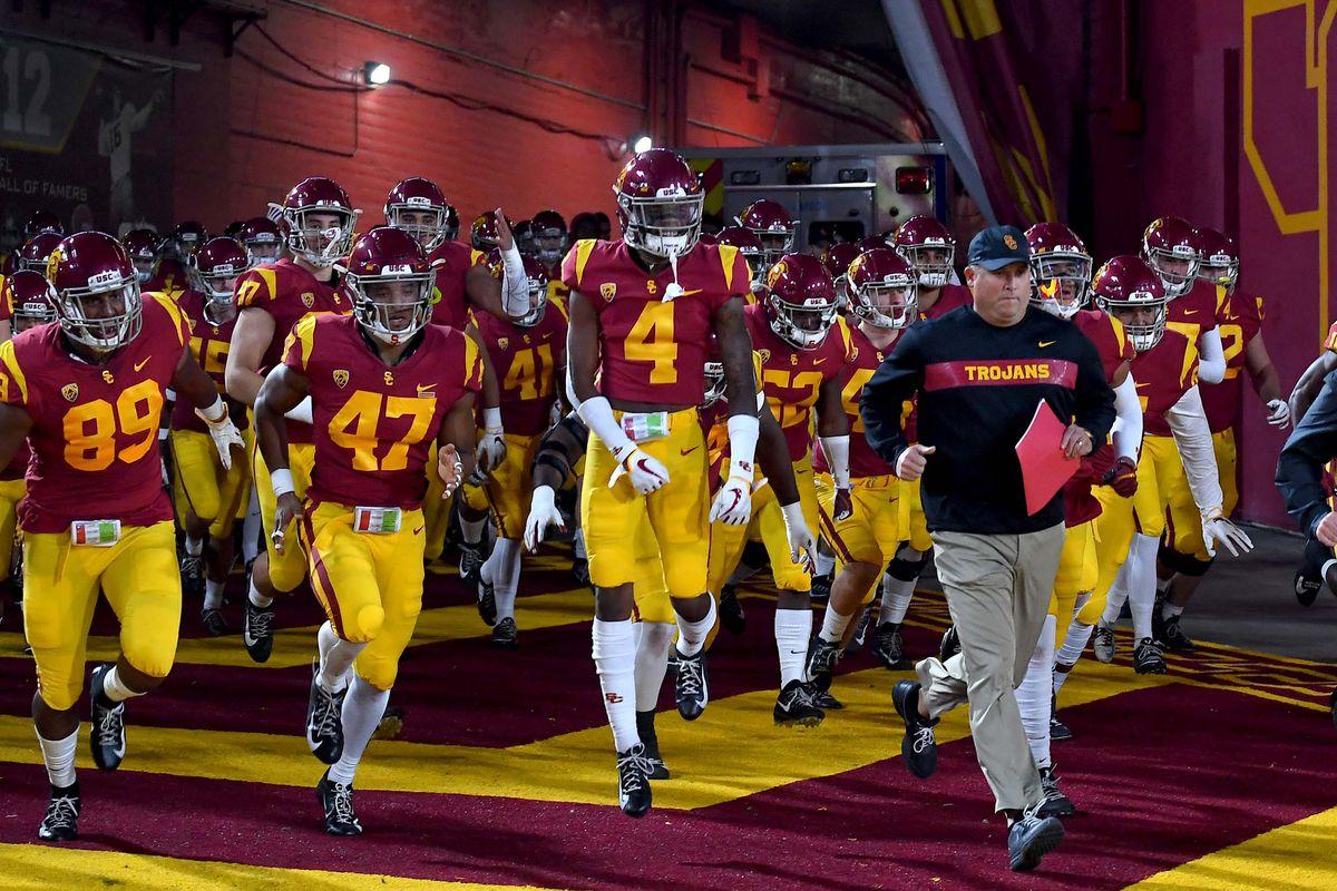 NCAA Football: California at Southern California