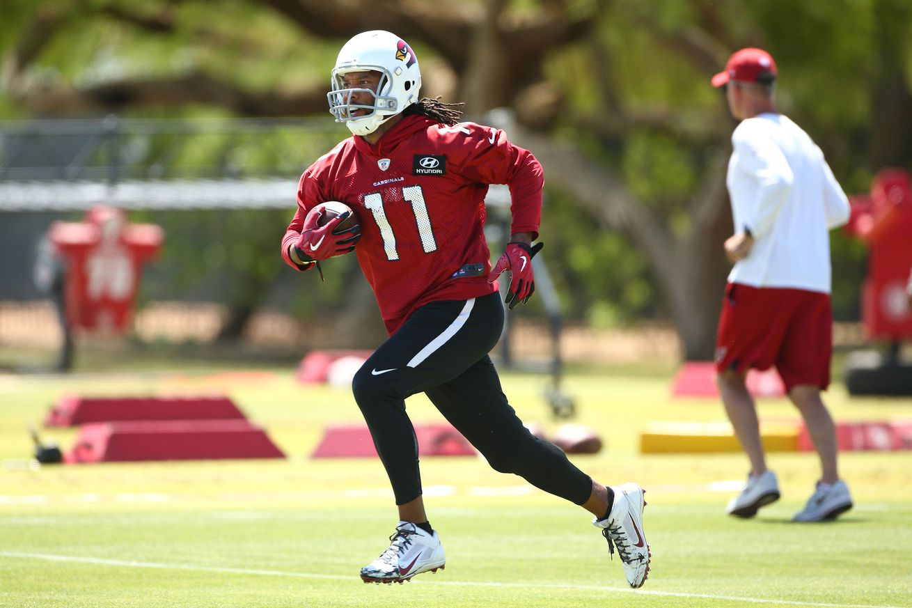 Bird Droppings: Larry Fitzgerald and Christian Kirk, Arizona Cardinals defense projections and more