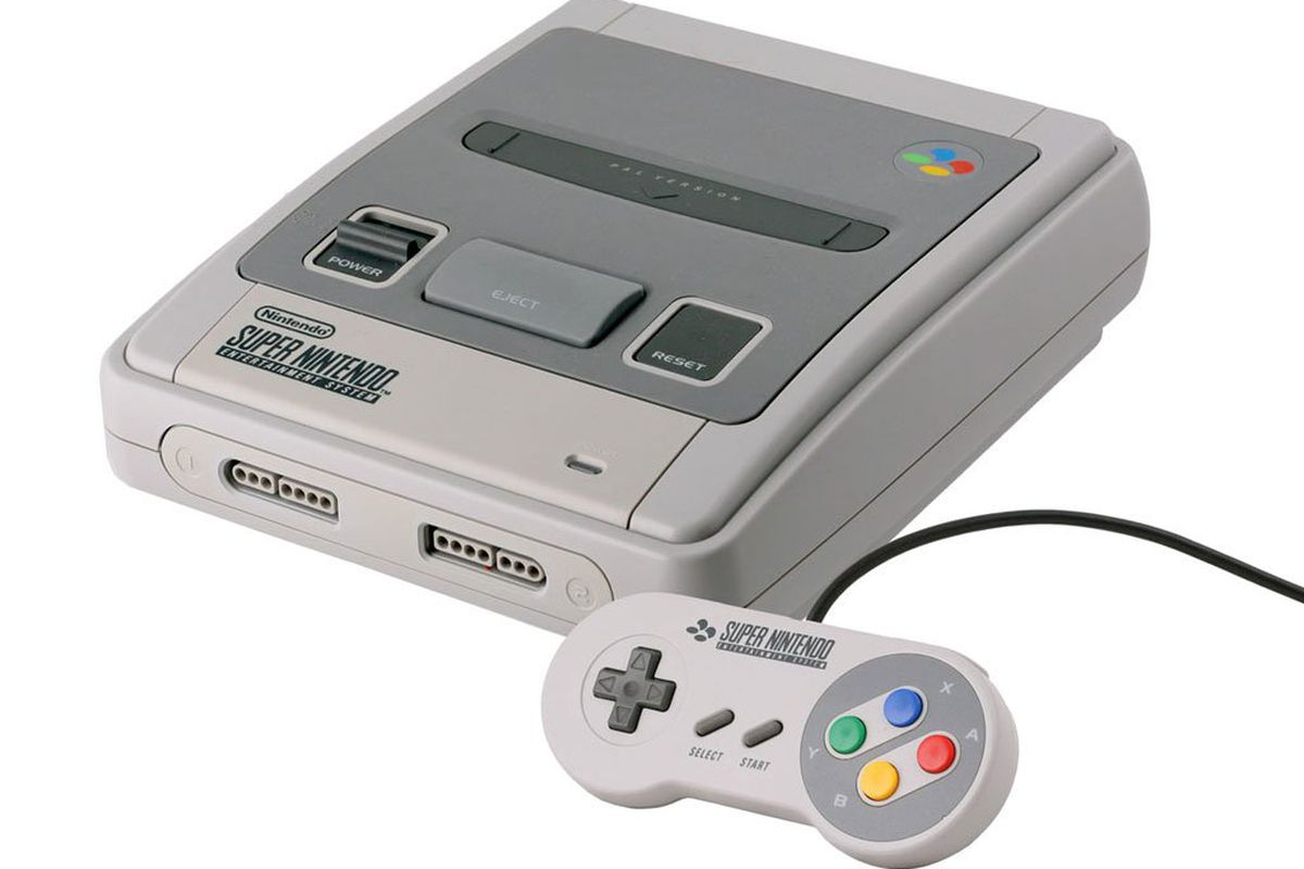 Nintendo is reportedly planning to launch a miniature SNES before ...