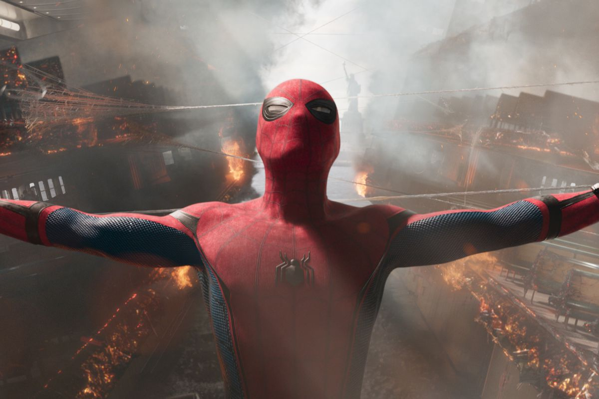 SpiderMan Homeing s VFX lead