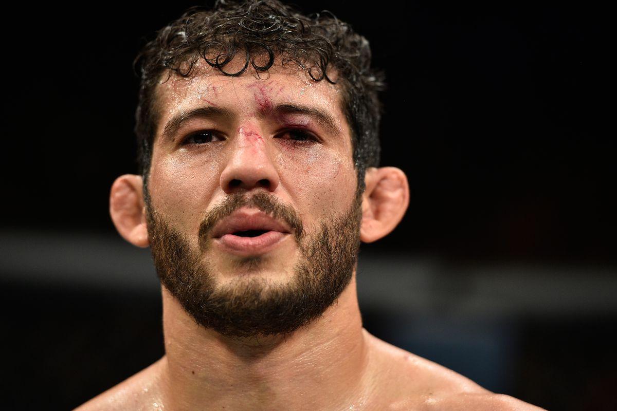 UFC 215: Stephens v Melendez