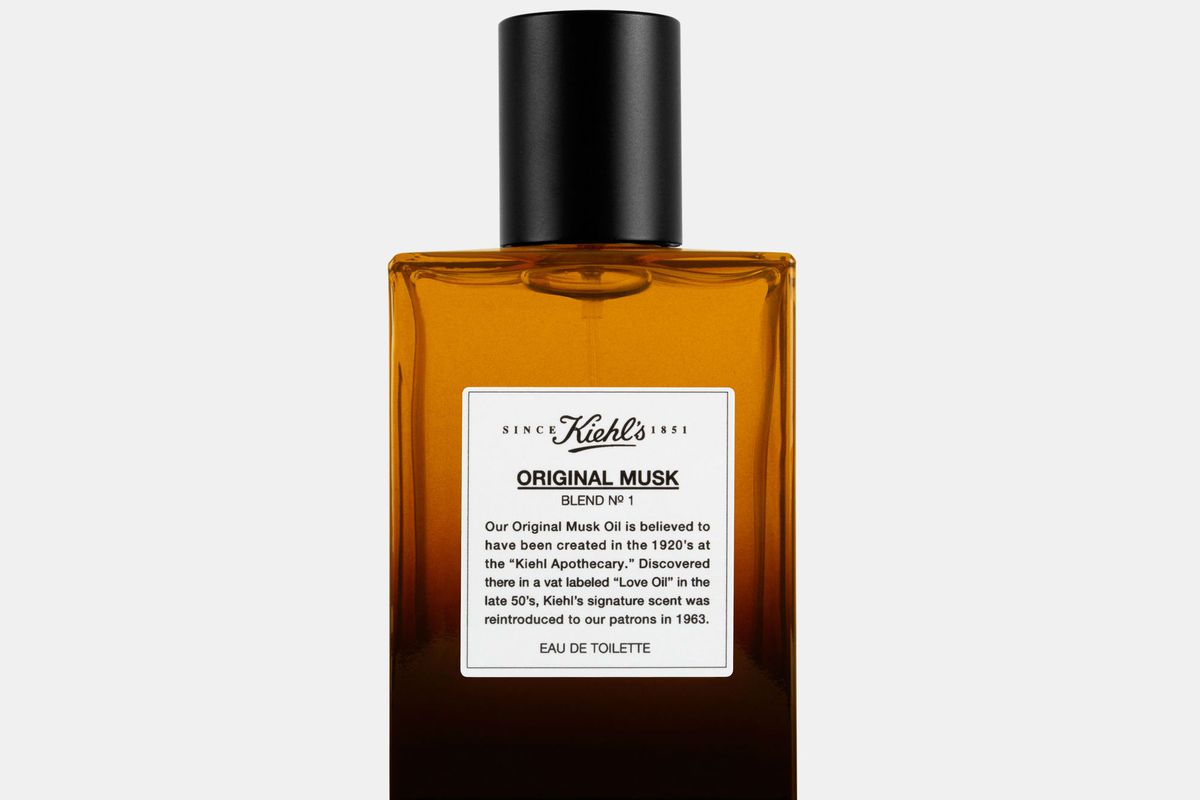 Kiehl's Original Musk Eau de Toilette Spray