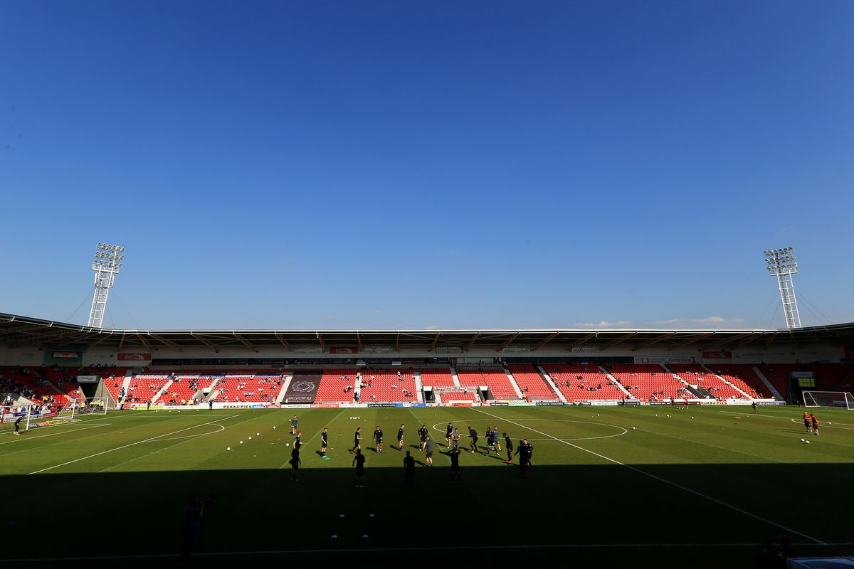 Doncaster Rovers v Wigan Athletic - Sky Bet League One