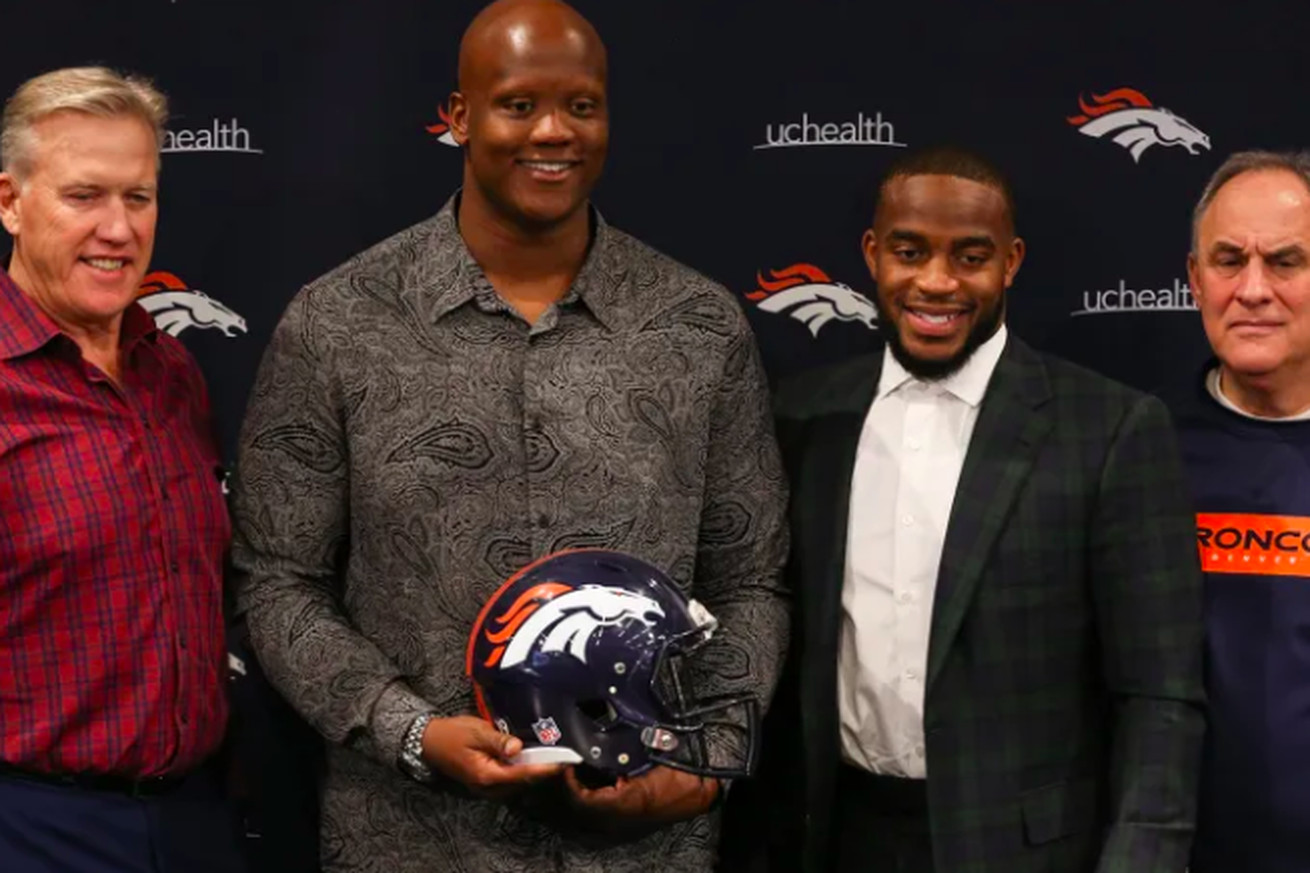 Broncos 'better on paper' - the real test will be on the field