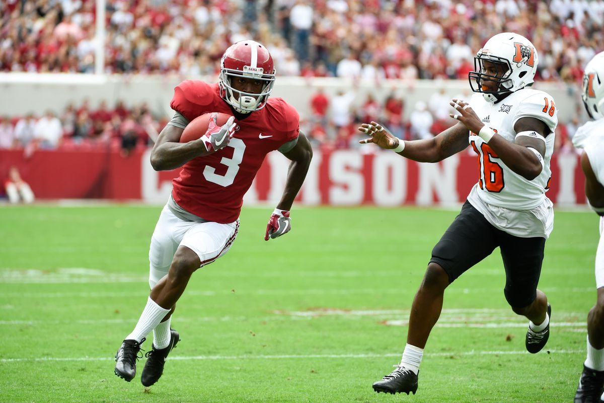Alabama Vs Auburn Nfl Fans Should Watch Wr Calvin Ridley In Iron Bowl Sbnation Com