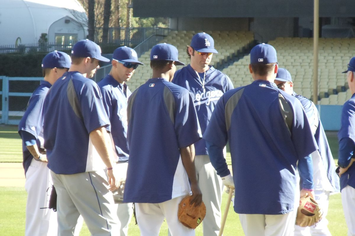 Can you name them?  Hint: only 4 players in this picture appear in my 2012 Minor League Countdown