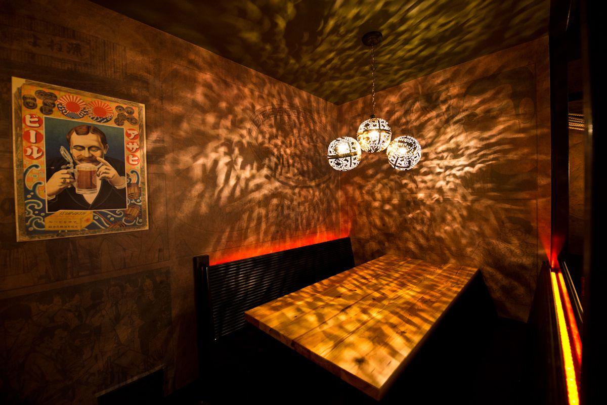 Edit Lab's design of Daikaya pays tribute to Japan's izakayas. [Photo: R. Lopez]