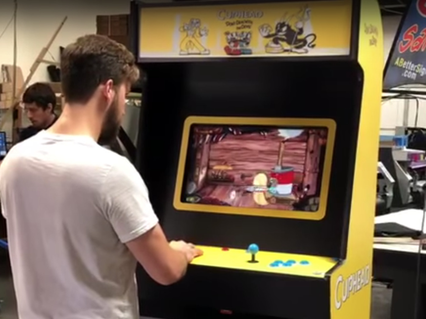 arcade custom build watch hyperspin cabinet youtube