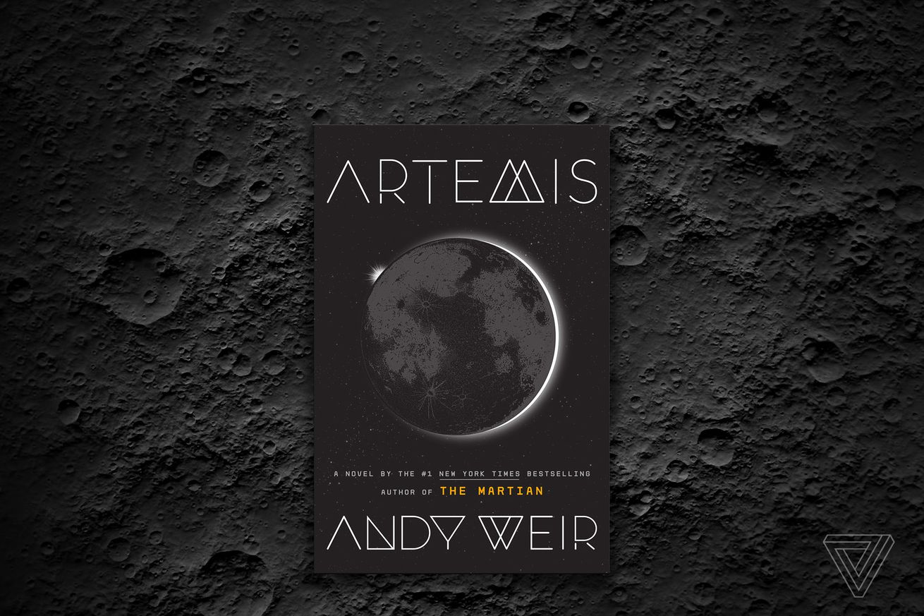 andy weir on his new novel artemis building a lunar civilization and why he avoids politics in his stories