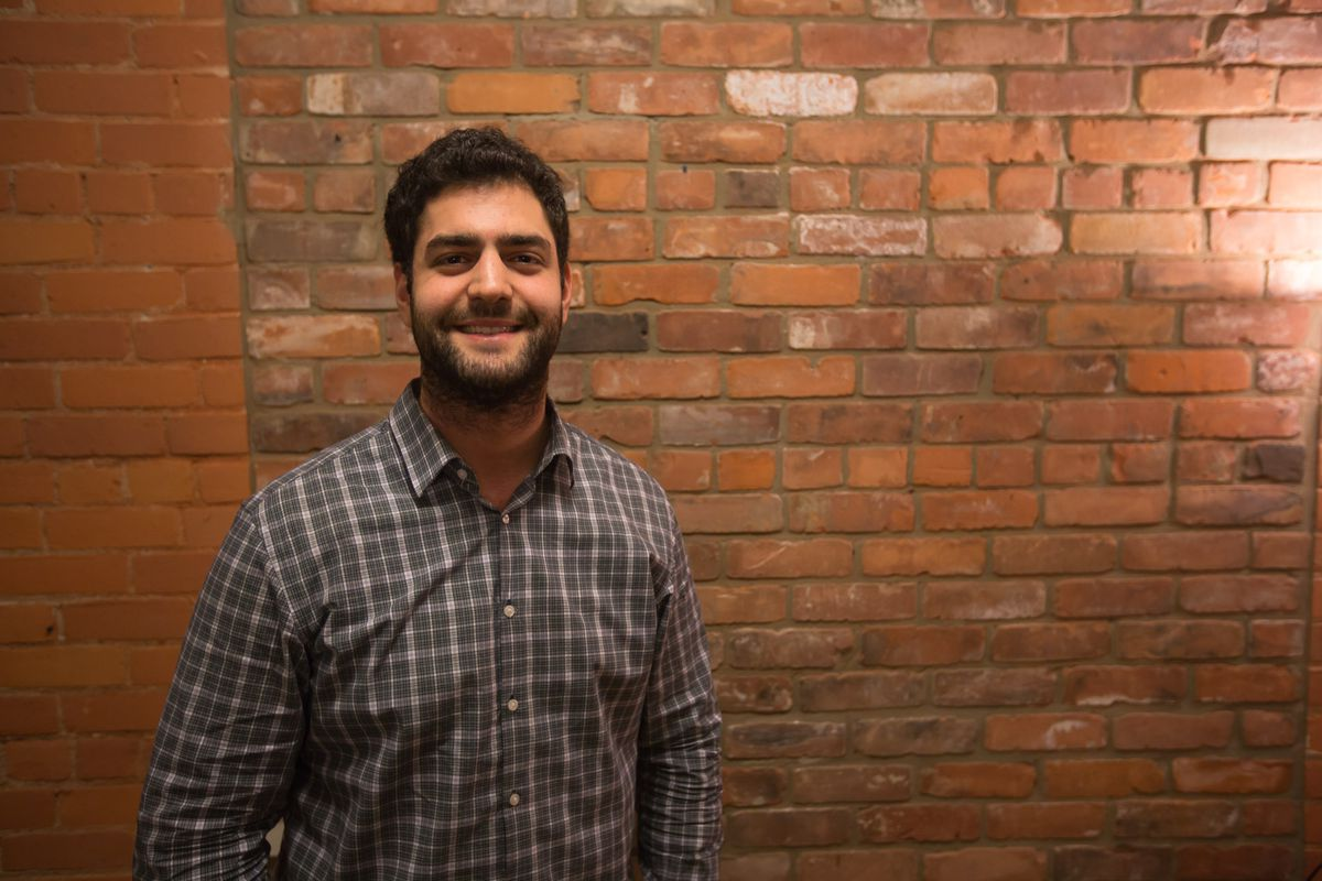 Nick Sarafa is making an Android app called Pause that he hopes will help curb distracted driving.