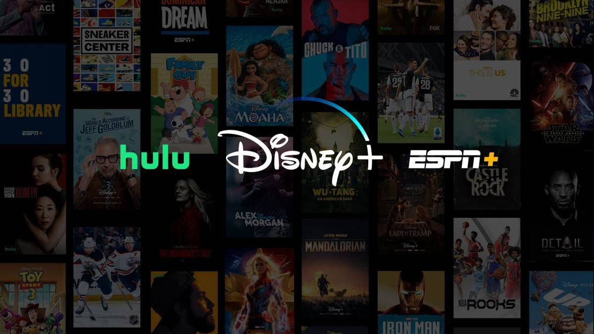 Disney Streaming Products and companies