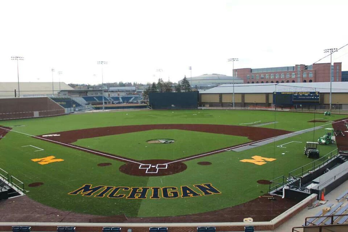 michigan baseball - photo #16