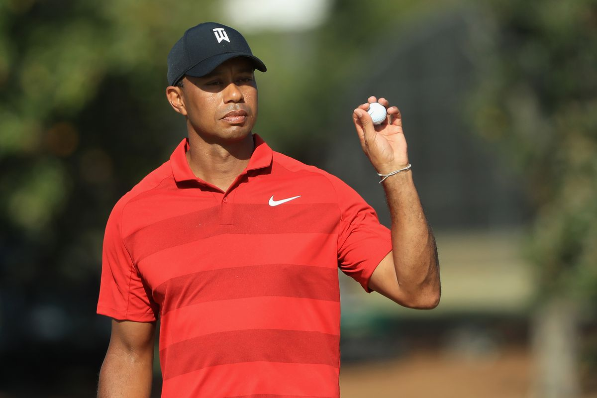 Tiger Woods commits to playing The National at TPC Potomac in June