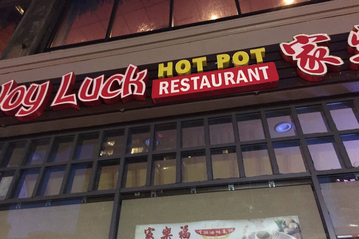 Joy Luck Hot Pot Opens In Chinatown