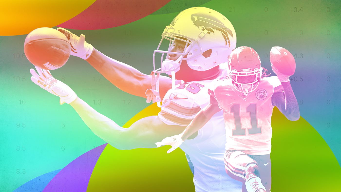 Fantasy Playbook: Blazing Fast Playmakers Are Shaping Fantasy Football
