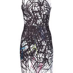 """Yigal Azrouel branch print dress, <a href=""""http://www.farfetch.com/shopping/women/yigal-azrouel-branch-print-dress-item-10652061.aspx?storeid=9273"""">$1,090</a>"""
