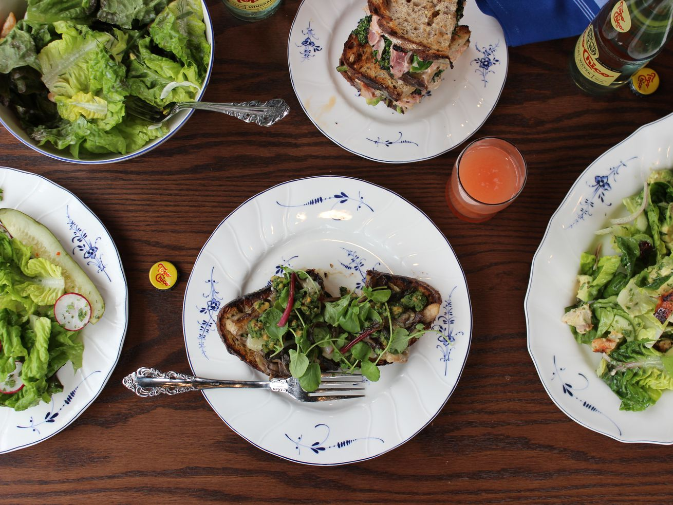 Publican Anker dishes with Midwest-grown ingredients