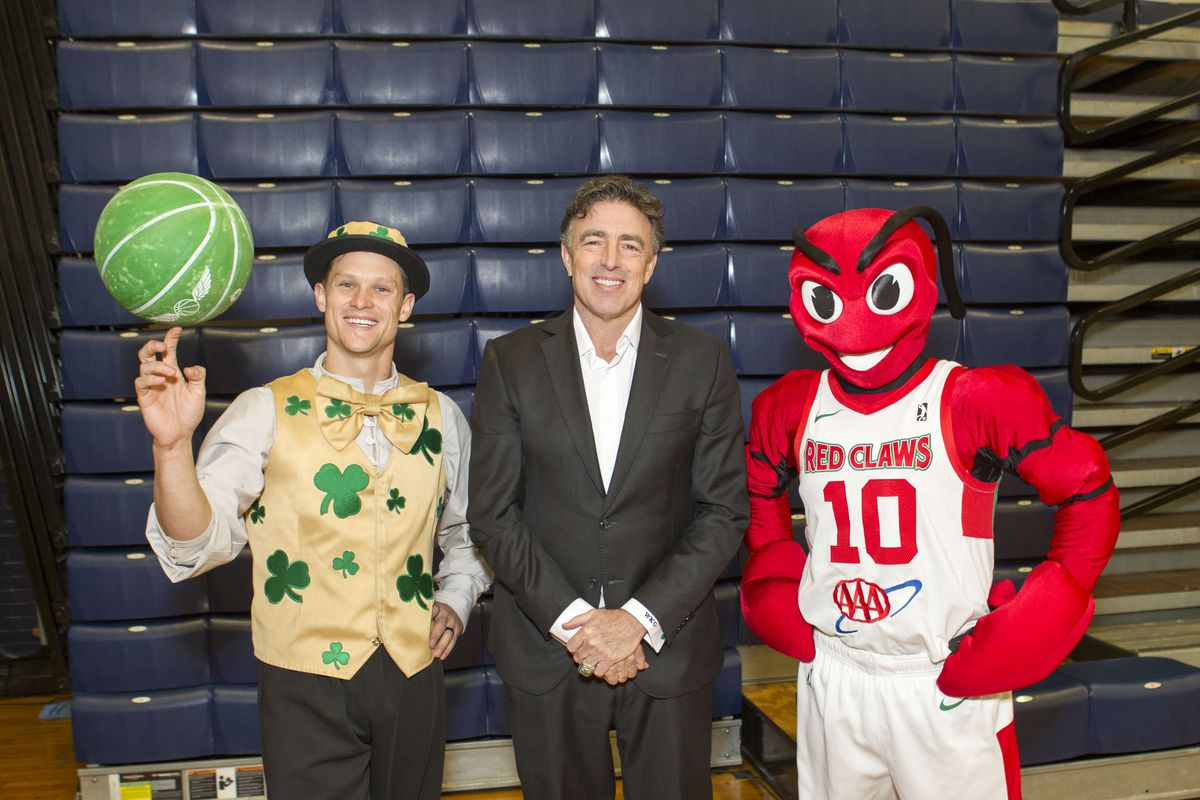 Maine Red Claws Announce Sale to Boston Celtics