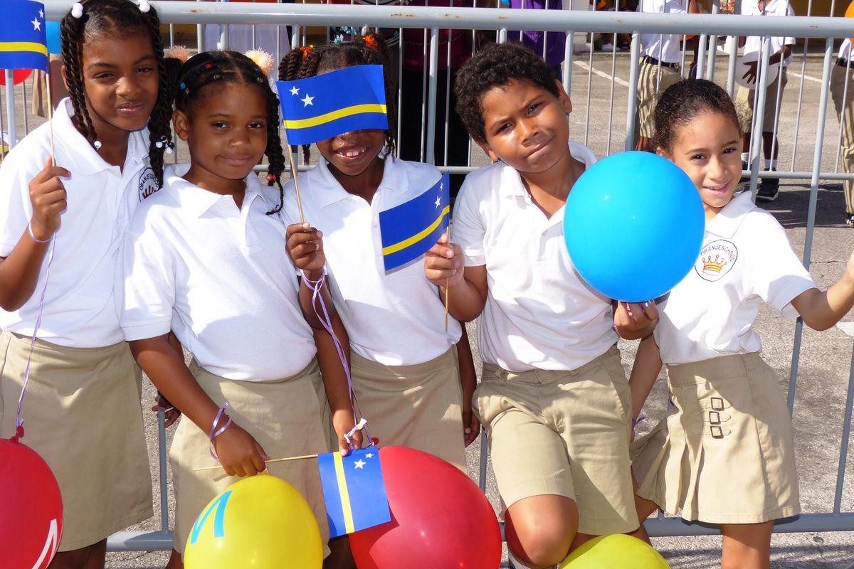 Dutch Royals Visit Curacao