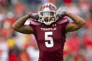 best website 34d9a fea0b Shaun Bradley News, Stats, Photos | Temple Owls