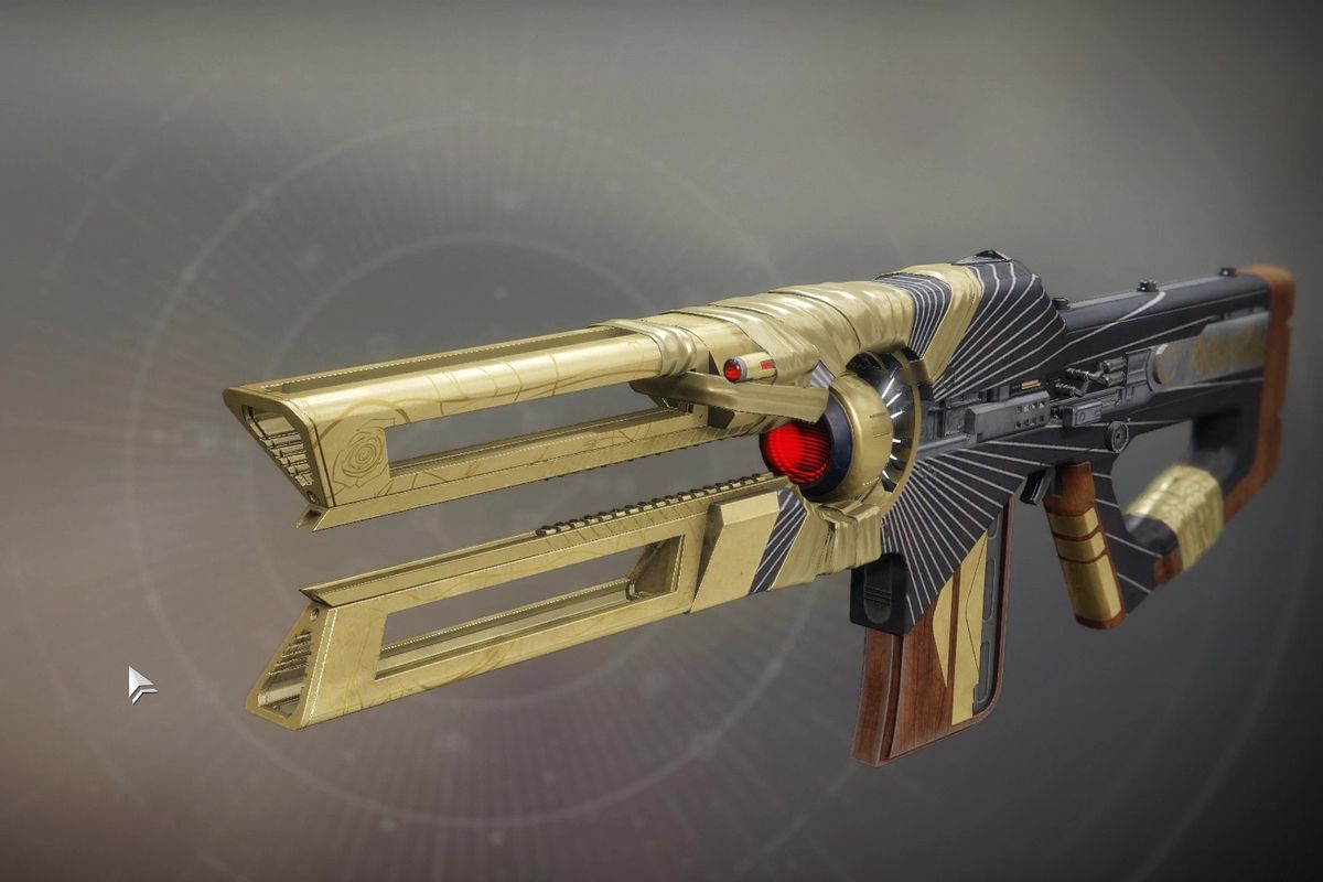 Destiny 2 Guide Curse Of Osiris Exotic Weapons Polygon