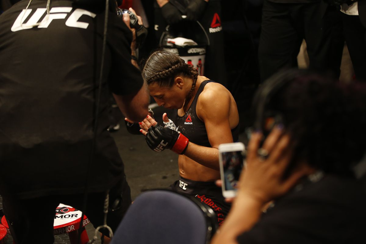 UFC 'Tampa' diary: Behind the scenes at 'Joanna vs Waterson'