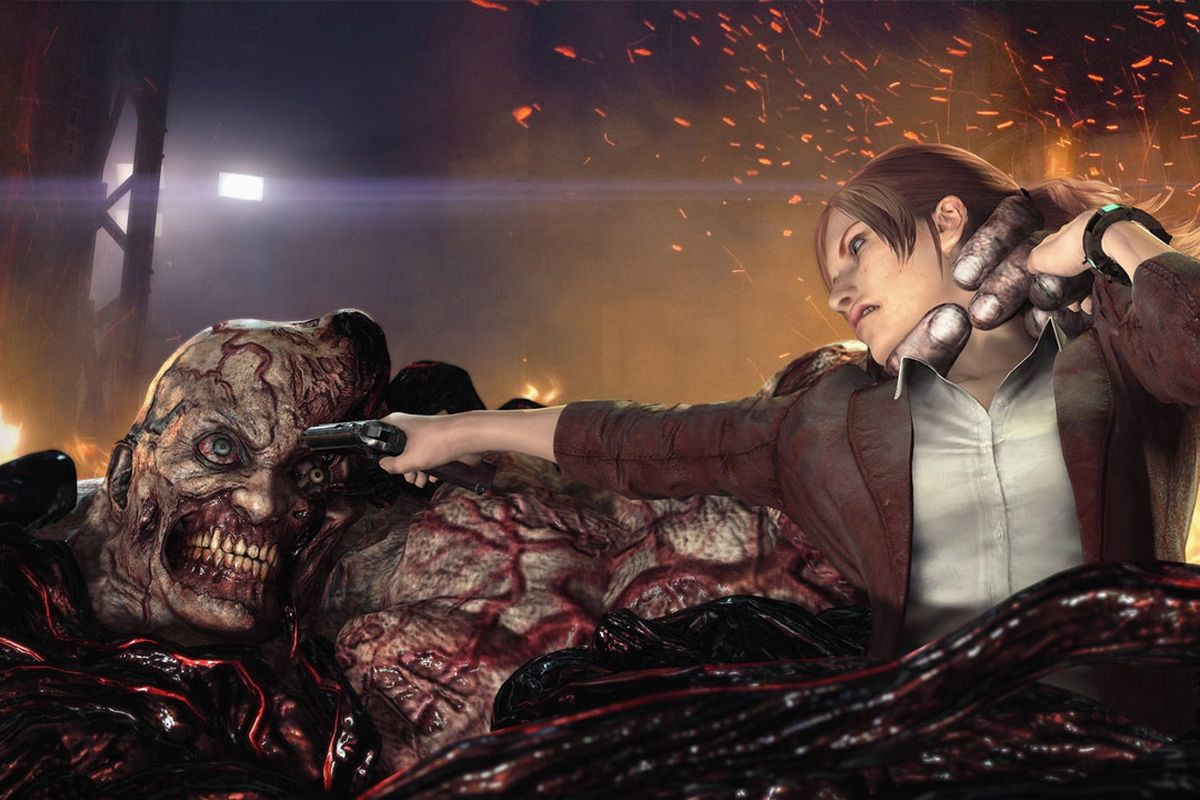 Resident Evil Revelations 2 comes to PlayStation Vita on Aug