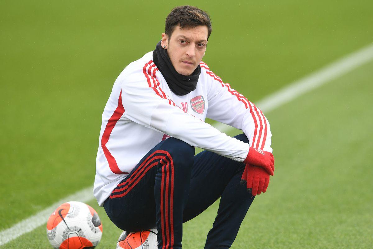 Mesut Ozil - Arsenal - Premier League