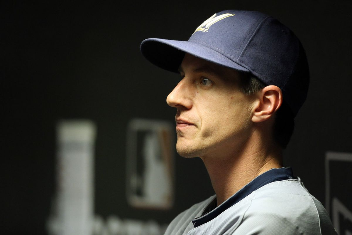 Craig Counsell will still be watching the Brewers play.  He will just be doing it outside the dugout from now on.