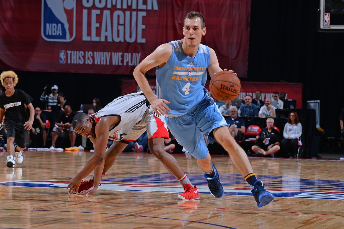 2017 Las Vegas Summer League - Denver Nuggets v Houston Rockets
