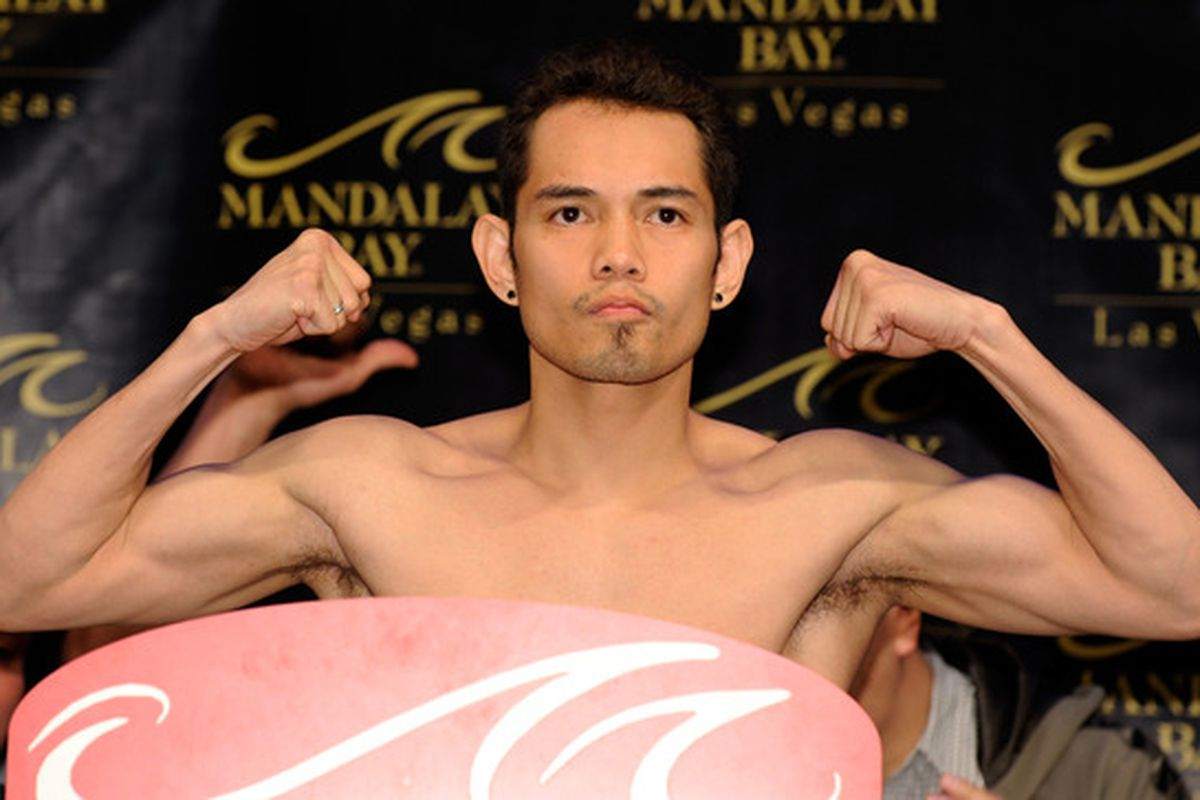 Nonito Donaire will be in action on October 22, and Omar Narvaez is ready to go as his opponent. (Photo by Ethan Miller/Getty Images)