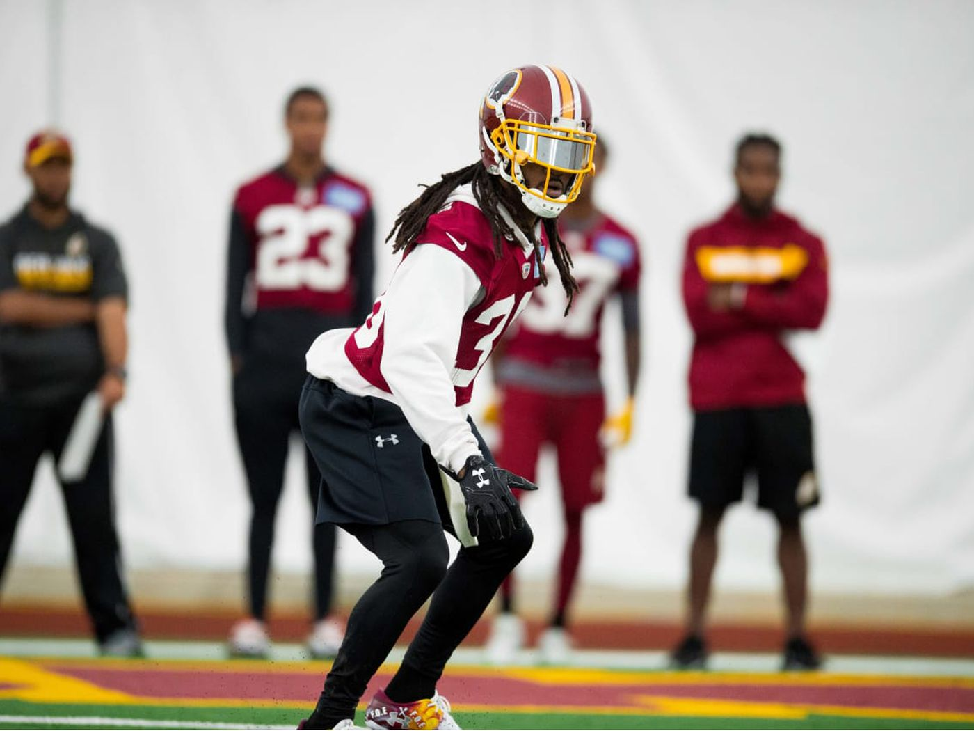 new style 9211c 0c061 Daily Slop: Redskins Sign Cassanova McKinzy To Active Roster ...