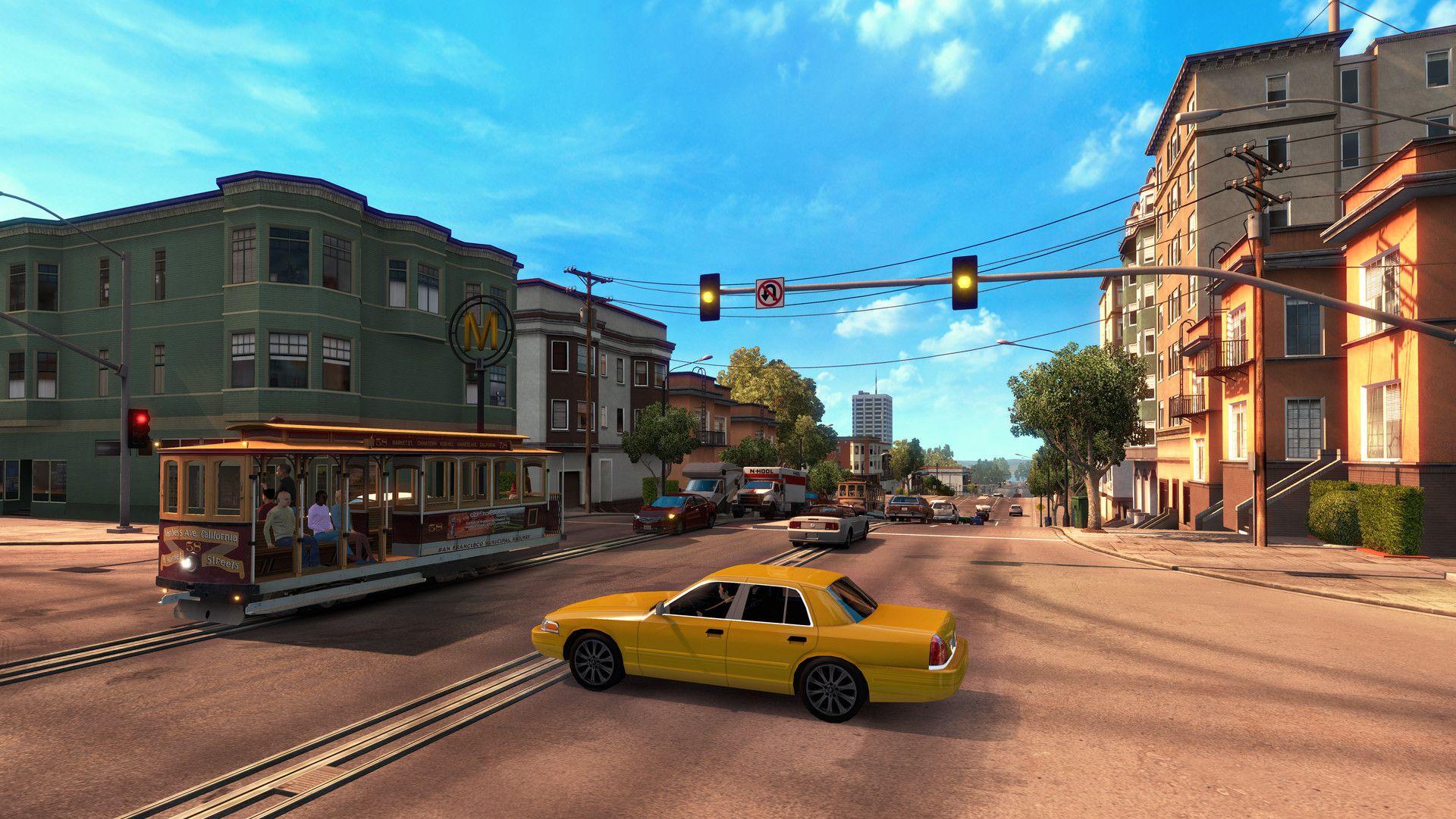 american truck simulator review screen 2