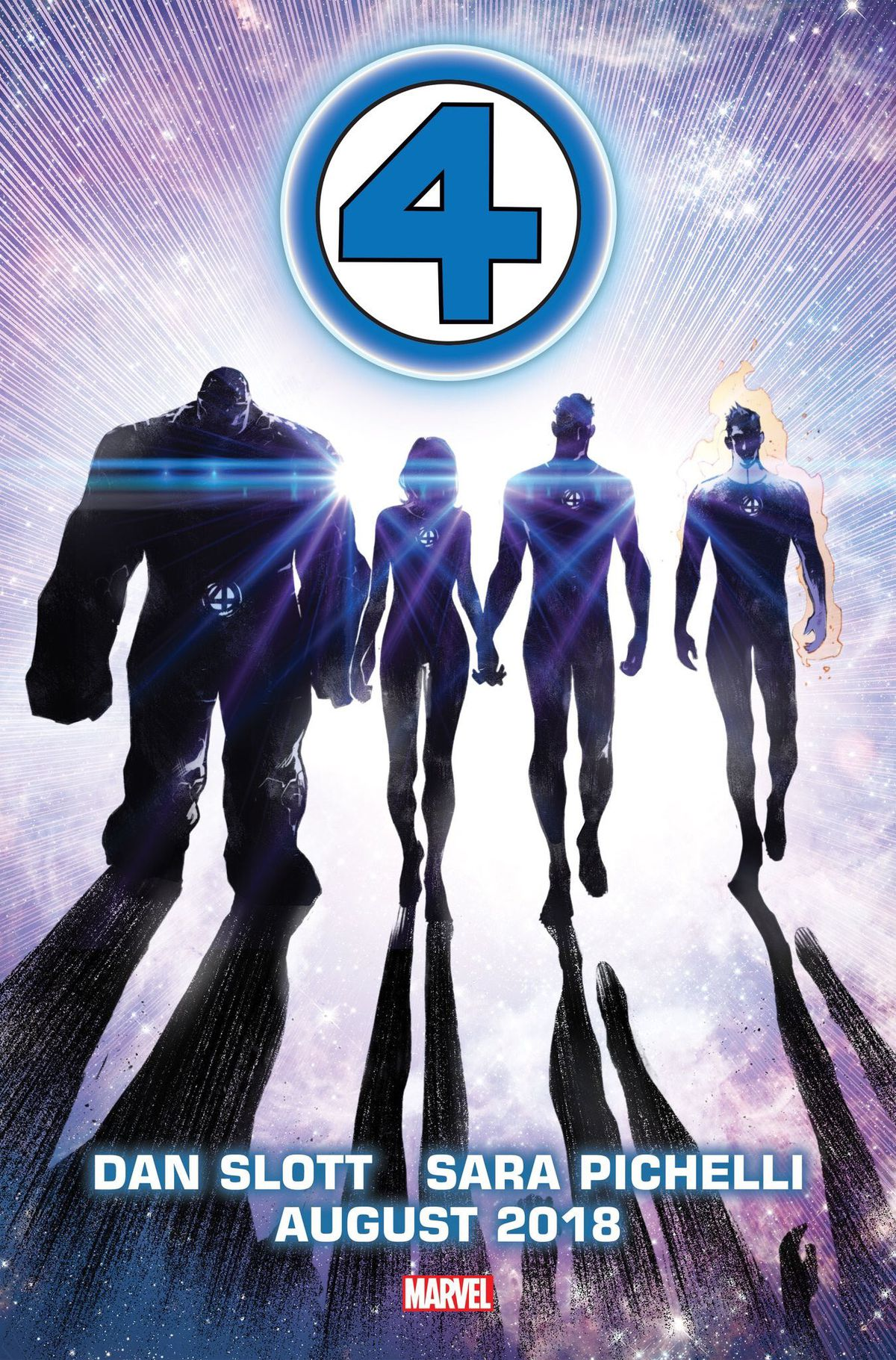 The Fantastic Four are returning to Marvel Comics this
