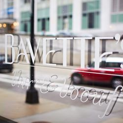 Welcome to Bavette's!