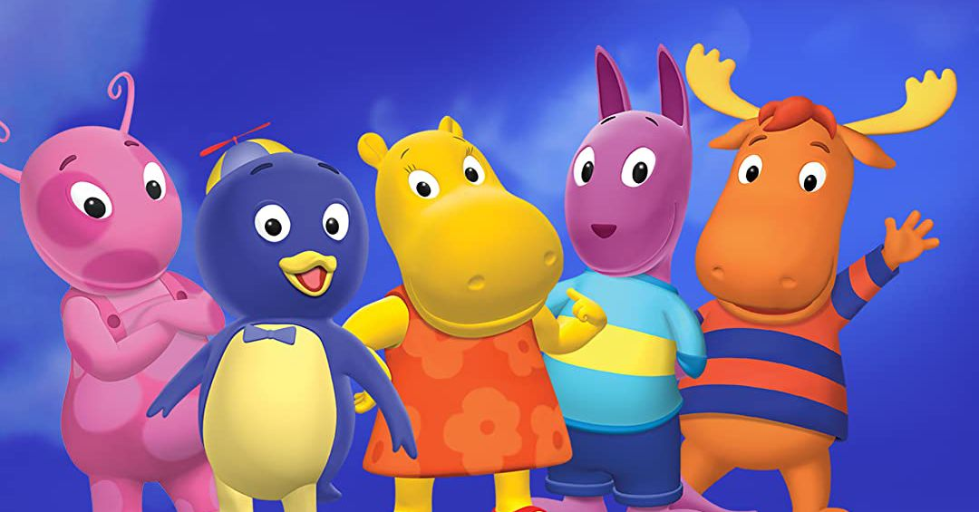 The Backyardigans are going viral on TikTok and it's about time