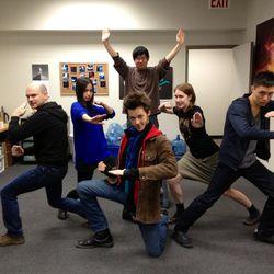 Guns of Icarus Online team