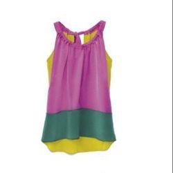 Silk top, $59.99
