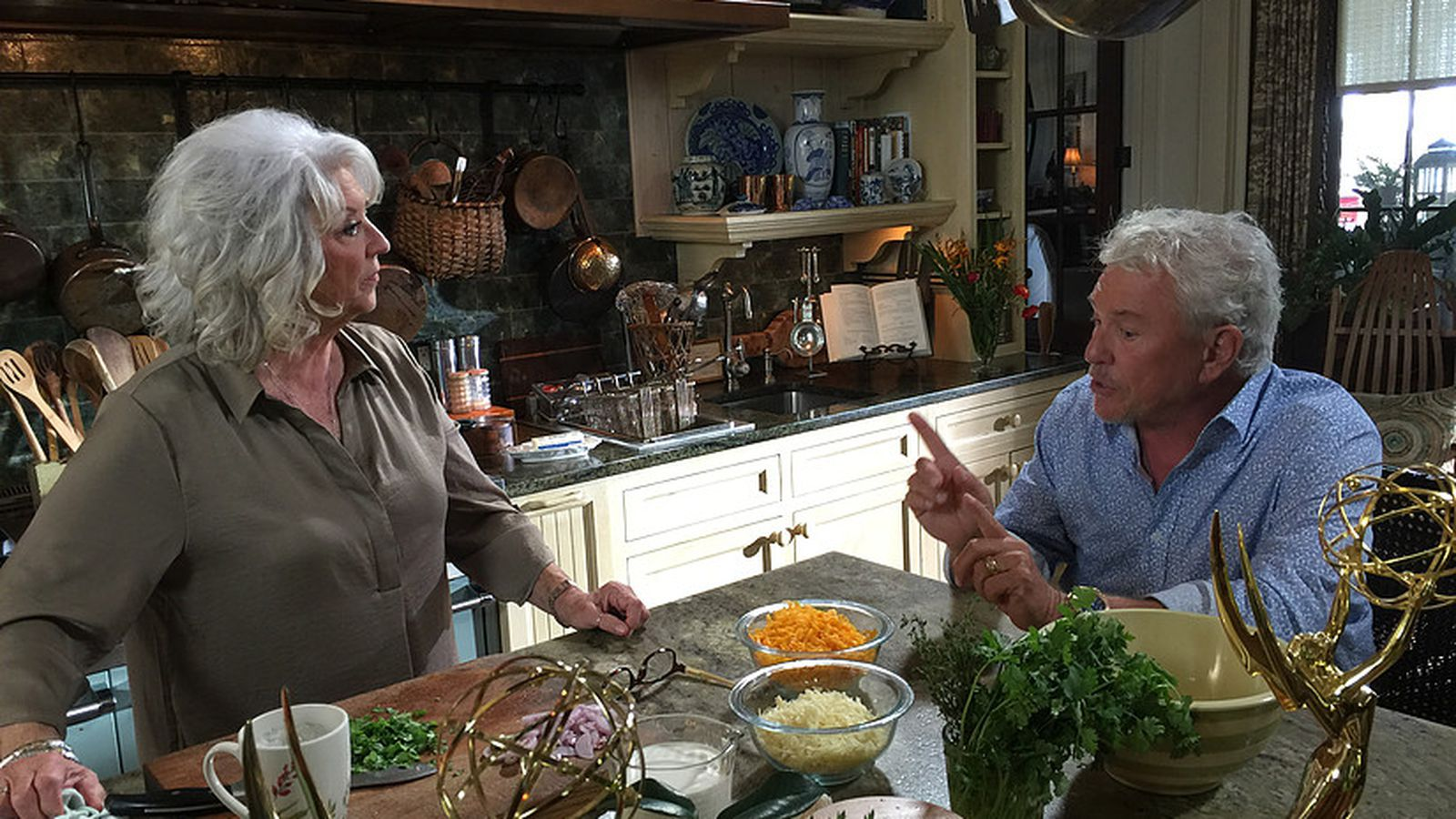 Paula's Home Cooking TV Show: News, Videos, Full Episodes ...