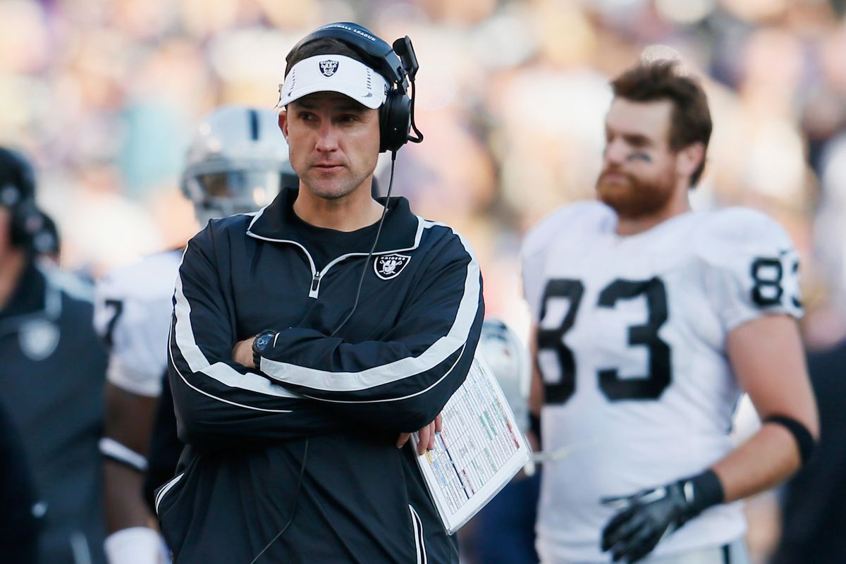 Dennis Allen used to coach for the Saints.