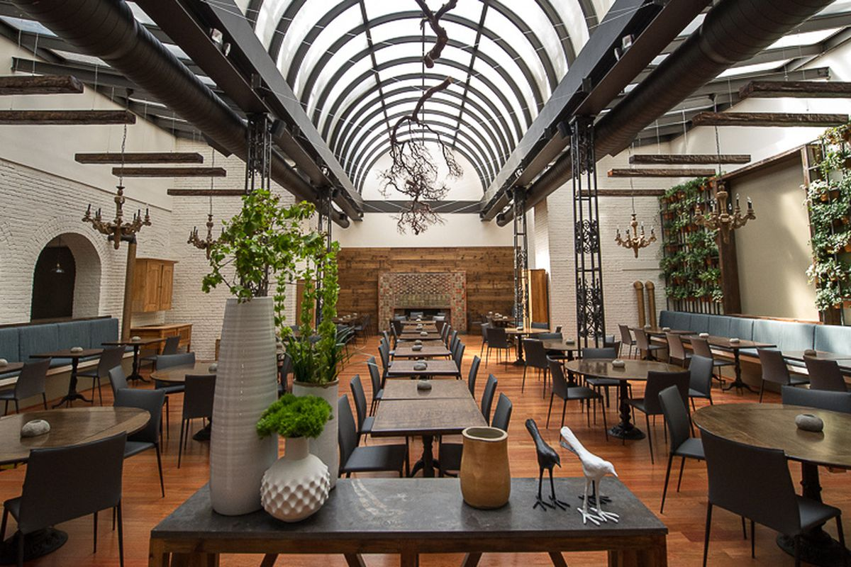 Corvo Bianco to Reopen Soon as the Milling Room, With the Pizza Oven ...