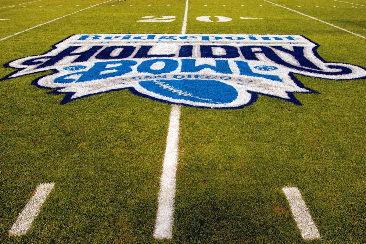 Bridgepoint Education Holiday Bowl - Baylor v UCLA