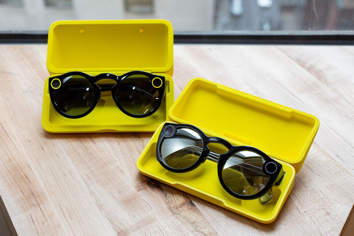 469a35eadf5d Snap s second-generation Spectacles are more grown up — and more ...