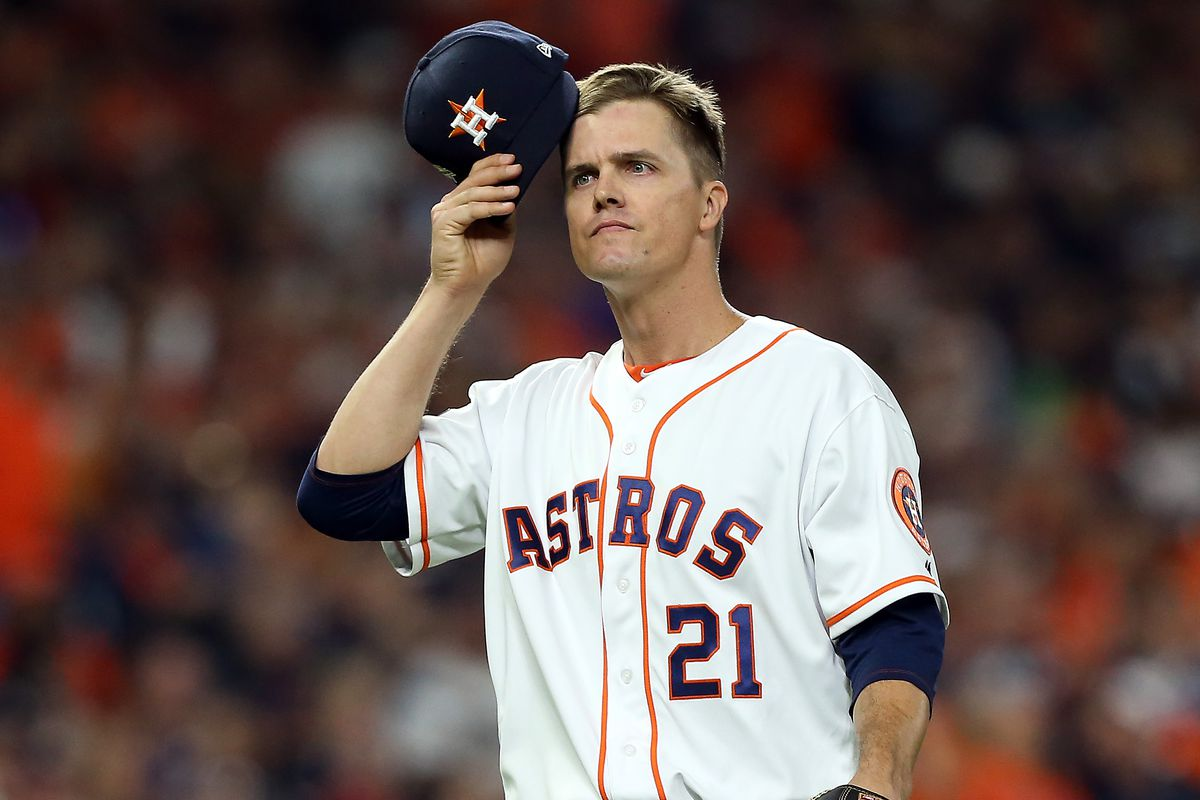 Zack Greinke isn't the Astros best starter, but he could be the most important in the World Series.