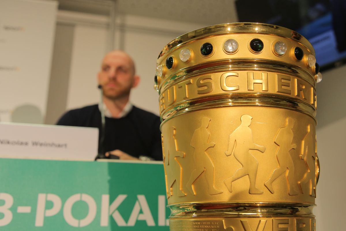 Sport 1 And DFB Press Conference