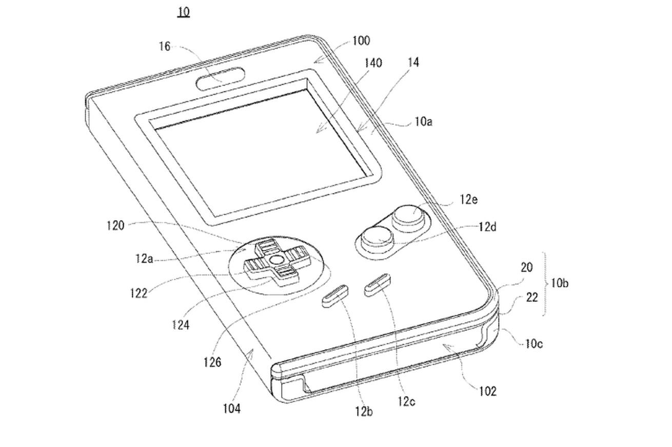Nintendo could release a nostalgia-inducing playable Game Boy case
