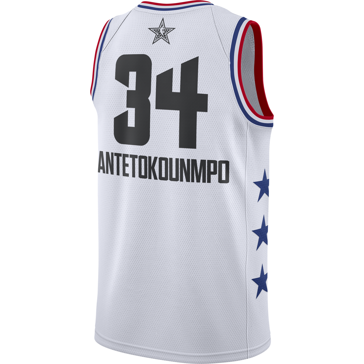 596eb44fe7ee Giannis Antetokounmpo 2019 All-Star Game Nike Swingman Jersey for  119.99  Fanatics