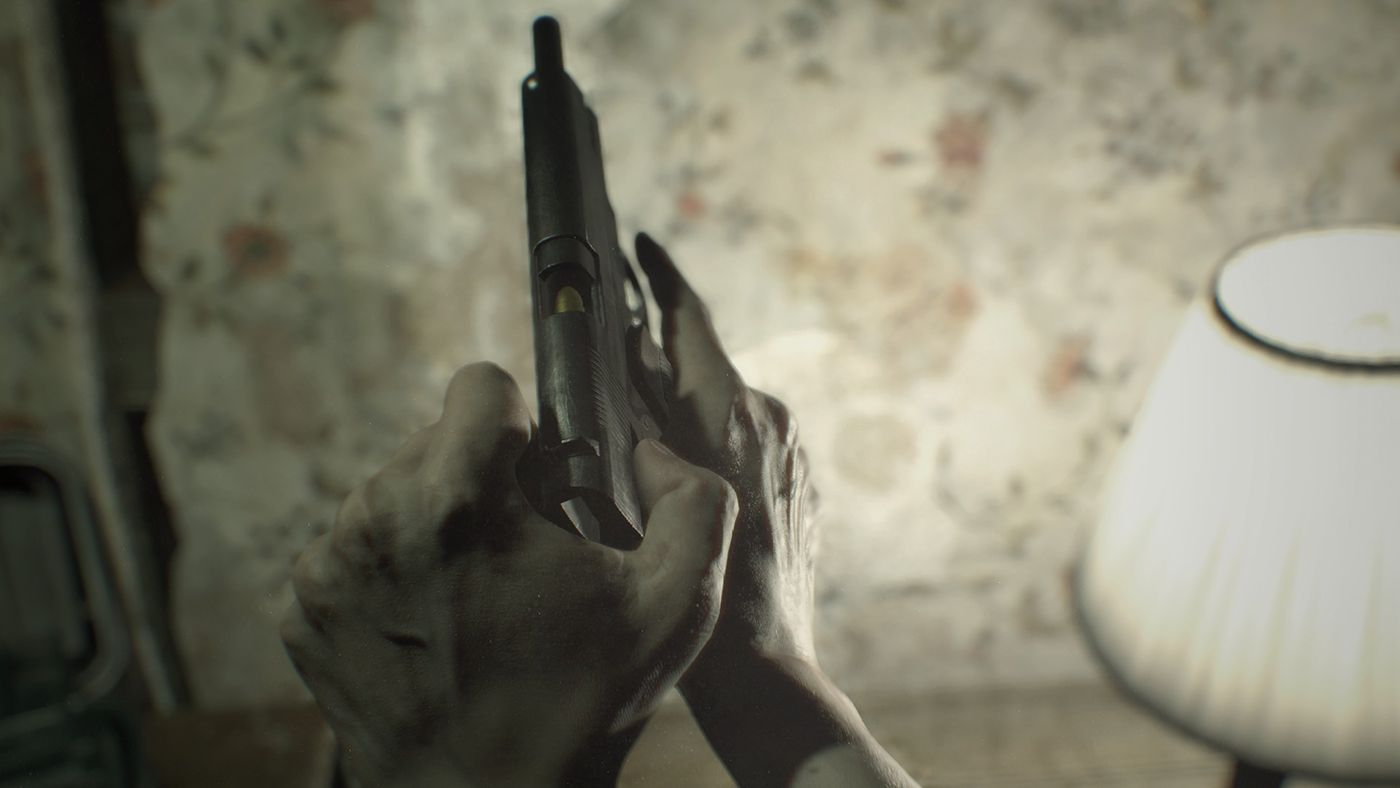 Resident Evil 7: everything you're too embarrassed to ask - The Verge