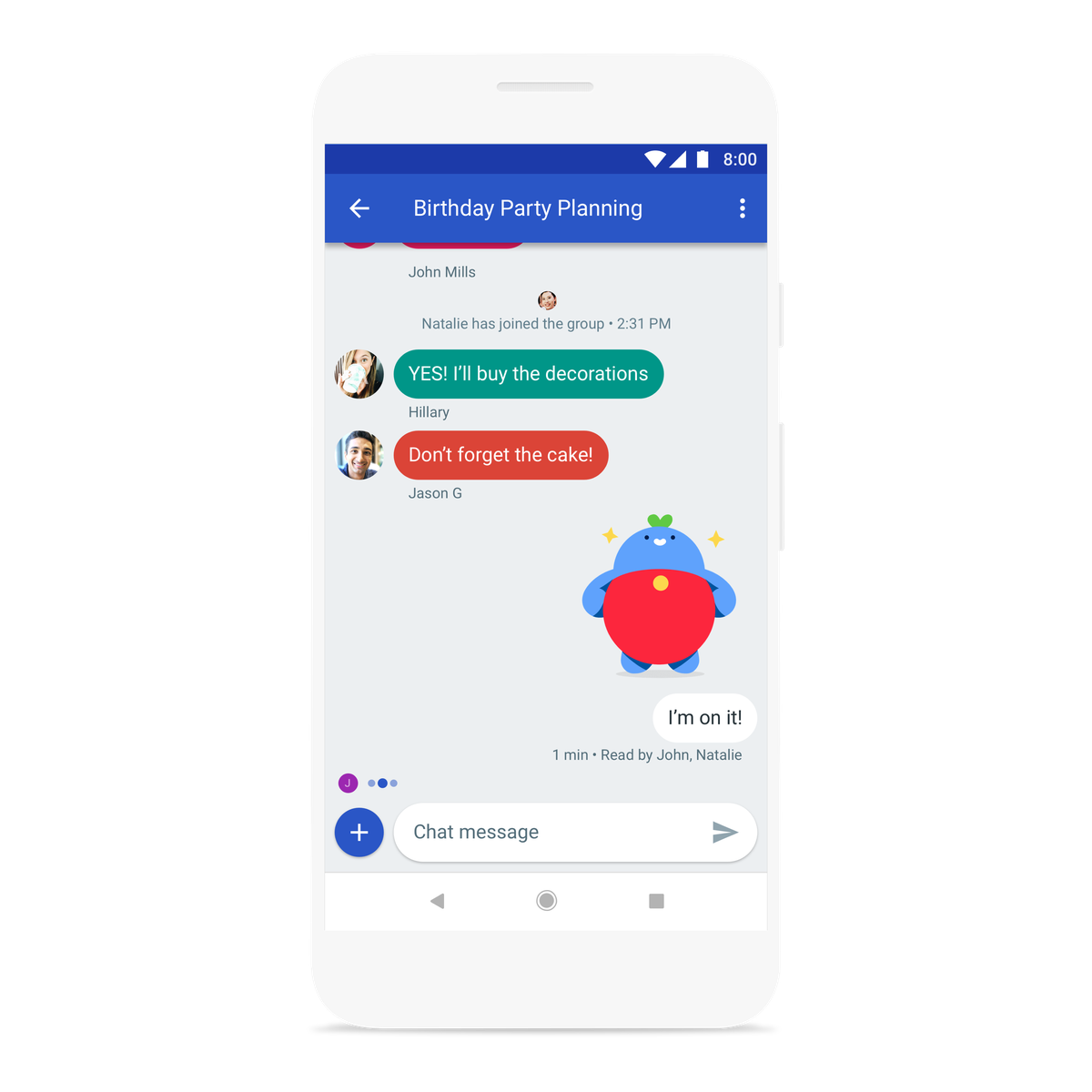 EXCLUSIVE: Chat Is Google'S Next Big Fix For Android'S