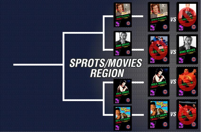 SPROTS/Entertainment Region Round 2